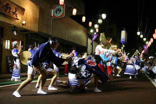 中目黒夏祭り